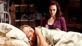 Karen Young and Maggie Siff in 'A Lie of the Mind.'