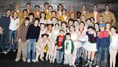 Billy Elliot Actor's Fund Performance - cast