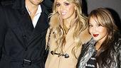 Giuliana &amp; Bill and Adrienne Bailon at Memphis  Adrienne Bailon  Bill Rancic  Giuliana Rancic