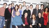 Sondheim on Sondheim Meet and Greet - whole cast