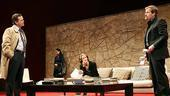 Show Photos - God of Carnage - third cast - Dylan Baker - Lucy Liu - Janet McTeer - Jeff Daniels (2)