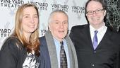 Vineyard Gala Honoring John Kander – Jennifer Garvey-Blackwell – John Kander – Douglas Aibel