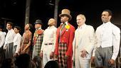 Scottsboro Boys Opening Night – another curtain call
