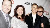 It says a lot about the talent of director Sheryl Kaller and playwright Geoffrey Nauffts that David Furnish and Elton John have put so much faith in their project.