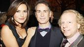Next Fall Opening Night  Mariska Hargitay  Geoffrey Nauffts  Bruce Cohen