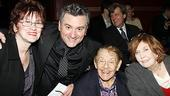 Next Fall Opening Night  mom  Anthony Barille  Jerry Stiller  Anne Meara