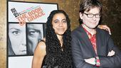 Playwright Suzan-Lori Parks and director James Macdonald have many reasons to smile.