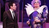 Michael Feinstein and Dame Edna in All About Me.
