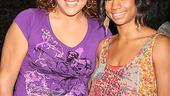 Monique Coleman at In the Heights  Doreen Montalvo  Monique Coleman