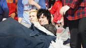 American Idiot Sound Check - Mike Dirnt - Billie Joe Armstrong