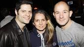 American Idiot Sound Check - Tom Kitt - Christine Jones - Steven Hoggett