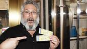 Harvey Fierstein at La Cage aux Folles Rehearsal – Harvey Fierstein