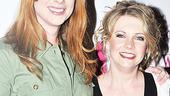 April 2010 Cast of Love, Loss – Diane Neal – Melissa Joan Hart