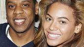Beyonce Knowles and Jay-Z at Chicago  Jay-Z  Beyonce Knowles