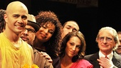 In the Heights Closing Night – Seth Stewart – Eliseo Roman – Jordin Sparks – tktkt - Sander Jacobs