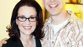 Burnett &amp; Mullally at Promises, Promises  Megan Mullally  Sean Hayes