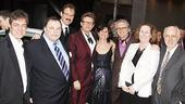 Million Dollar Quartet Opening – producers – Eric Schaeffer – Chuck Mead
