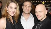 Million Dollar Quartet Opening – Shannon Lewis – Marc Kudisch – Michael Cerveris