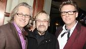 Million Dollar Quartet Opening – Eric Schaeffer – Phil Ramone – Chuck Mead