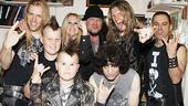 They&rsquo;re multiplying! Rock of Ages is overrun with metal heads as Lita Ford and Jim Gillette are joined by sons James and Rocco and the ROA onstage band.