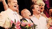 La Cage aux Folles Opening Night – Kelsey Grammer – Jerry Herman – Douglas Hodge (3)