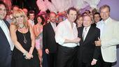 La Cage aux Folles Opening Night  Kelsey Grammer  Jerry Herman  Douglas Hodge (4)