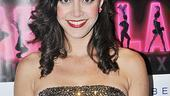 La Cage aux Folles Opening Night  Heather Lindell