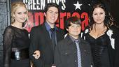 American Idiot Opening  Adrienne Armstrong and Family