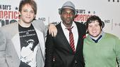 American Idiot Opening  Theo Stockman  Joshua Henry  Brian Charles Johnson