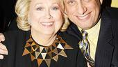 Sondheim on Sondheim Opening Night  Barbara Cook  son Adam