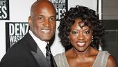 Fences Opening Night  Kenny Leon  Viola Davis