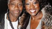 Fences Opening Night  Viola Davis  mother 