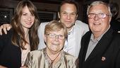 Enron opening – Michelle Federer – Norbert Leo Butz – his parents
