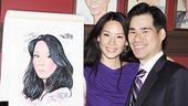 God of Carnage Sardis  Lucy Liu  John Liu