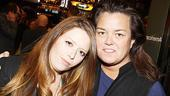 Everyday Rapture Opening Night – Natasha Lyonne – Rosie O'Donnell