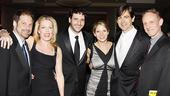 Everyday Rapture Opening Night – Kurt Deutsch – Sherie Rene Scott – Noah Cornman – Kelli O'Hara – Greg Naughton – Steve Norman