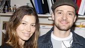 Justin Timberlake at Memphis  Justin Timberlake  - Jessica Biel