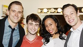 Daniel Radcliffe at Promises, Promises  Adam Perry  Daniel Radcliffe  Mayumi Miguel  Ryan Watkinson