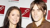 New Dramatists Honors Julie Taymor  Julie Taymor  Reeve Carney