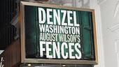 Want to combine an evening of amazing theatergoing with some prime celeb-watching? See Fences!