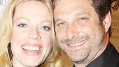 Double Tony nominee Sherie Rene Scott shares the spotlight with her record producer husband Kurt Deutsch.