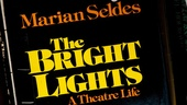 Speaking of biographies, here's a copy of Seldes' own fascinating theatrical memoir, The Bright Lights.