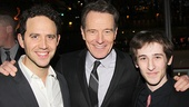 All The Way - Opening - OP - 3/14 - Santino Fontana - Bryan Cranston - Noah Robbins