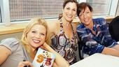 9 to 5 CD Signing - Megan Hilty - Stephanie J. Block - Allison Janney (signing)