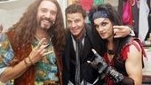 David Boreanaz at Rock of Ages  David Boreanaz  Adam Dannheisser  Jeremy Woodard
