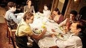 Show Photos  Brighton Beach Memoirs  cast at dinner table