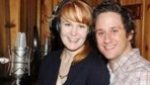 Kate Baldwin and Christopher Fitzgerald are sure their album will be something sort of grandish.