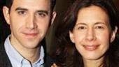 A View from the Bridge Event - Santino Fontana - Jessica Hecht
