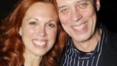 Addams Family Chicago opening  Carolee Carmello  Terrence Mann