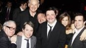 Present Laughter Opening - Scott Whittman - Matthew Broderick - Victor Garber - Marc Shaiman - Nathan Lane - Sarah Jessica Parker - Mario Cantone